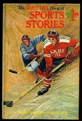 BSA The Boys' Life Book of Sports Stores