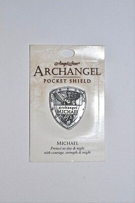 Arch Angel Michael Pocket Shield for protection & courage!