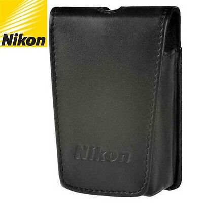 Official Nikon S2, S3000 S3100 Leatherette Camera Case ALM2300BV Coolpix S-3000