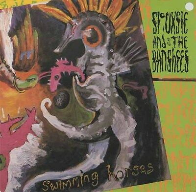 "Siouxsie & The Banshees – Swimming Horses (Wonderland / Polydor, SHE6) [7""]"