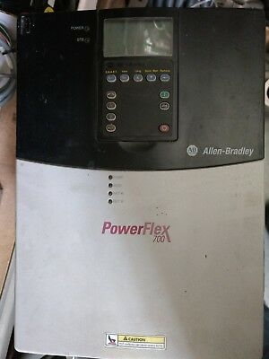 Allen-Bradley Powerflex 700, 20 hp VFD