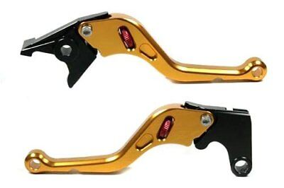 EMOTION Rolling Adjust Clutch Brake Levers for Kawasaki ZX9R 00-03