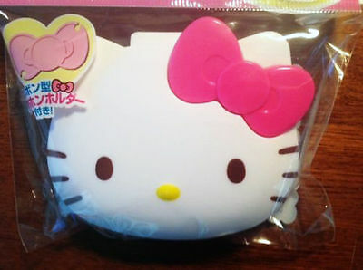 Hello Kitty Sanrio Earphone Case Cute new item Clear storage very charming item
