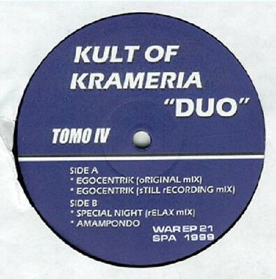 Kult Of Krameria   ‎– Duo