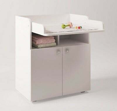 Polini Kids Baby Wickelkommode Wickeltisch Simple 1270 platzsparend 1316.9