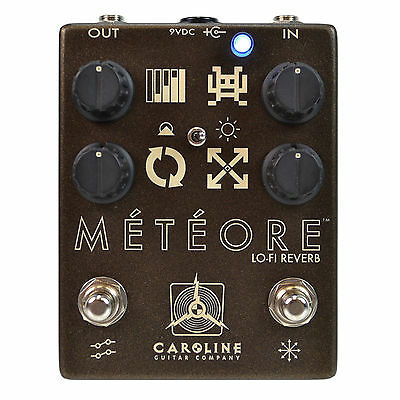Caroline Guitar Company Meteore Reverb - Authorized Dealer! Brand New!