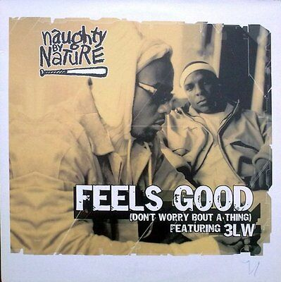 Naughty By Nature   ‎– Feels Good