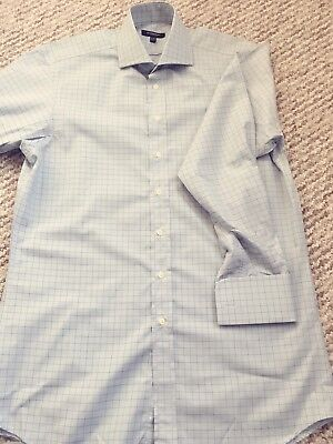 Burberry Men's Business Shirt Size 15 Genuine Unwanted Gift