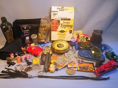 Junk Drawer Toys Collectibles and More Huge Lot
