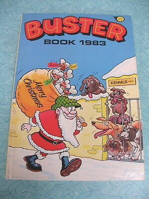 Buster Book  1983