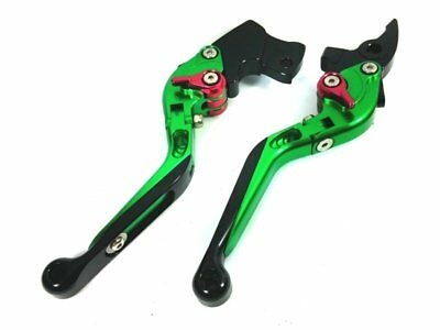 EMOTION Extend & Foldable Extreme Clutch Brake Lever for Kawasaki ZX10R 06-15