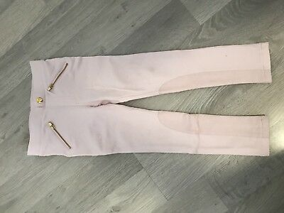 Pantalon Slim Rose H&M 5-6 Ans