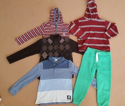 Boys clothes bundle size 4-5 & 6-7 years