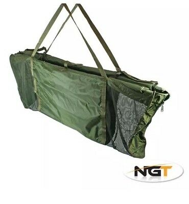 Delux NGT Floatation Weigh Sling 120x55x14cm Recovery Carp Terminal Tackle