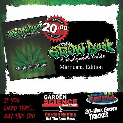The Cannabis Encyclopedia And Marijuana Equipment Guide For Indoor Growers