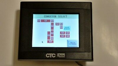 Parker CTC  PA06S-133 Touch Screen Display with Ethernet
