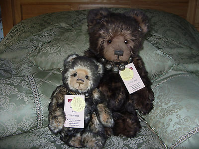 Charlie Bear Snuggles &  Wurve You, Limited Edition, Rare, Retired, 2010.