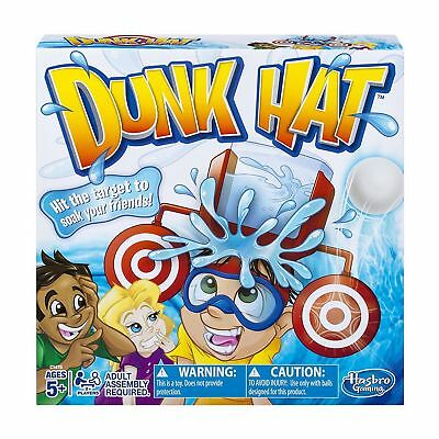 Hasbro DUNK HAT Interactive Kids Water Ball Family Game