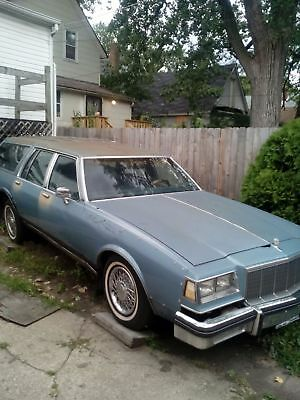 1986 Buick Electra  buick electra