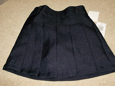 Girls. IZOD, Approved Schoolwear Skorts/Scooter, Size:4, Navy Blue, NWT