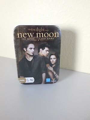 the Twilight New Moon The Movie Card Game Cards NEW Sealed