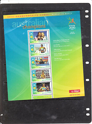 Commonwealth Games 2006 Melbourne,Mint