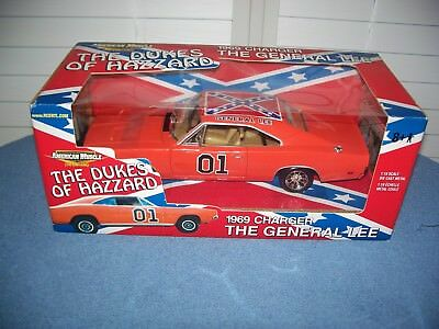 2003 The Dukes of Hazzard American Muscle 1969 Charger General Lee 1:18 Ertl