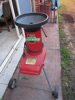 Victa mulcher 1500W  Heavy duty electric mulcher 1600 working condition