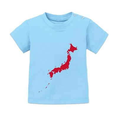 Japan Country Baby T-Shirt