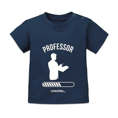 Professor Loading Baby T-Shirt