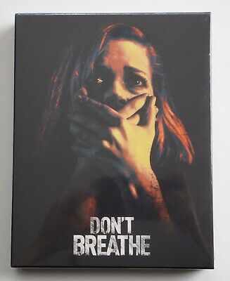 FILMARENA | DONT BREATHE | Blu-Ray |Steelbook | #354/1000 Alvarez
