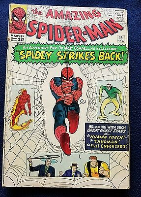The Amazing Spider-Man #19 (Dec 1964, Marvel)
