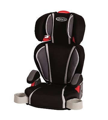 Graco TurboBooster Car Seat Marx Black