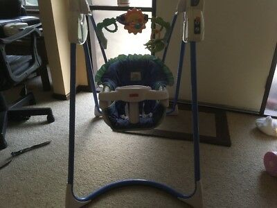 fisher price mobile swing
