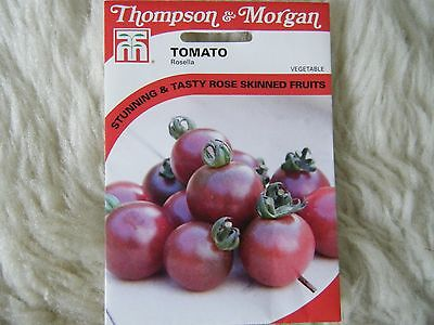 Seeds Fruit T&M Tomato Rosella Seed Rrp £2.99