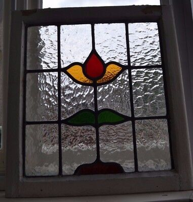 11 stained glass leaded light windows. R617 DELIVERY OPTIONS & INSURANCE OPTION