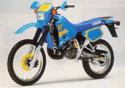 Yamaha DT200, DT200r parts parting wrecking
