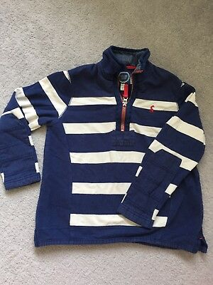 Boys Joules Jumper Age 6 Years