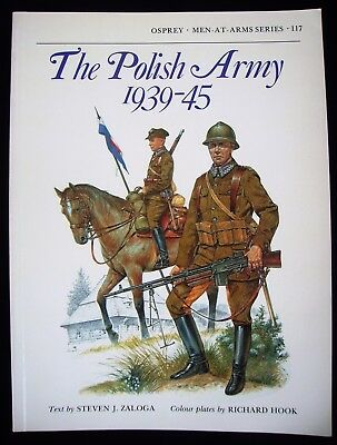 Osprey:  Men-At Arms-Series  Band 117 : The Polish Army 1939-45
