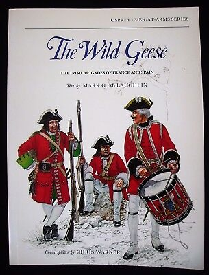 """Osprey:  Men-At Arms-Series   """" The Wild Geese """""""