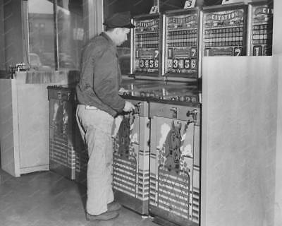 4 Bally Citations Pinball Machine Classic 8 by 10 Reprint Photograph