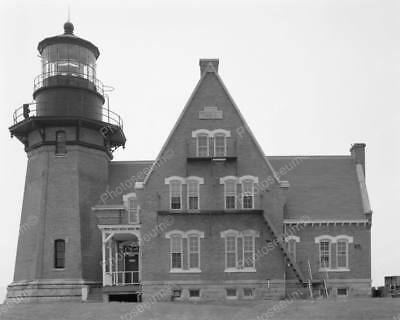 Abandoned Light House Classic 8 by 10 Reprint Photograph 2