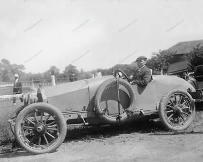 Auto Races Benning DC Labor Day 1916 Classic 8 by 10 Reprint Photograph