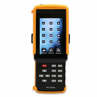 Electop 4.3 Inch 5-in-1 Touchscreen Network Monitoring Tester CCTV Tester for IP