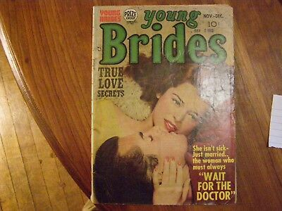 Young Brides Vol 1 #2    S & Kirby