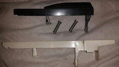 Siel Dk80 Synthesiser Key And Spring - Most Available - May Fit Others