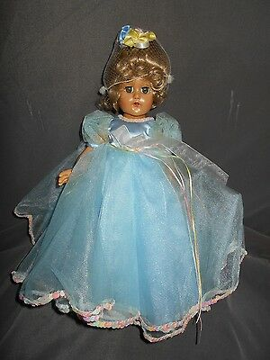 """Effanbee Doll, """"Little Lady"""", Very Nice Condition"""
