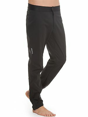 Craft Voyage Pant Men Warm Softshell Trousers Winter Bike / Ski / Run