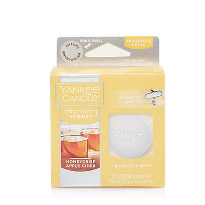 Yankee Candle Charming Scents Fragrance Refill! Honeycrisp Apple Cider! Yummy!