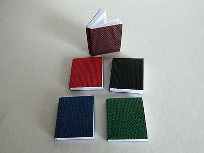 (M6.26) Dolls House Set Of Five Opening Books